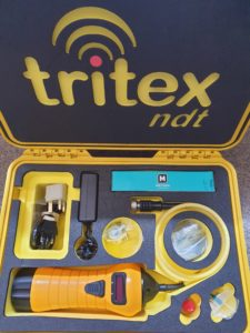 NDT testing for surveys